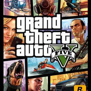 خرید بازی GRAND THEFT AUTO V برای PC