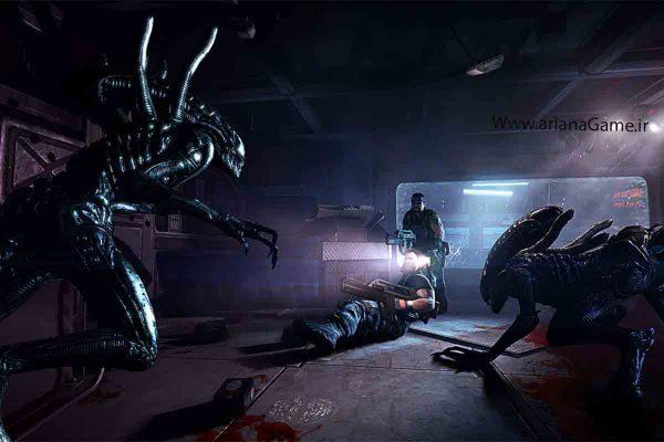 خرید بازی Alien Isolation