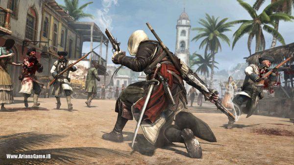 خرید بازی Assassin's Creed IV: Black Flag برای PC