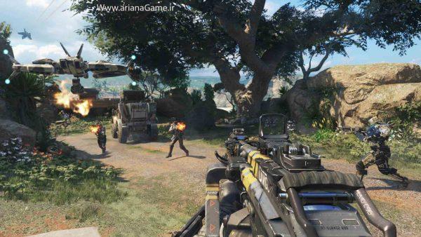 خرید بازی Call of Duty Black Ops III