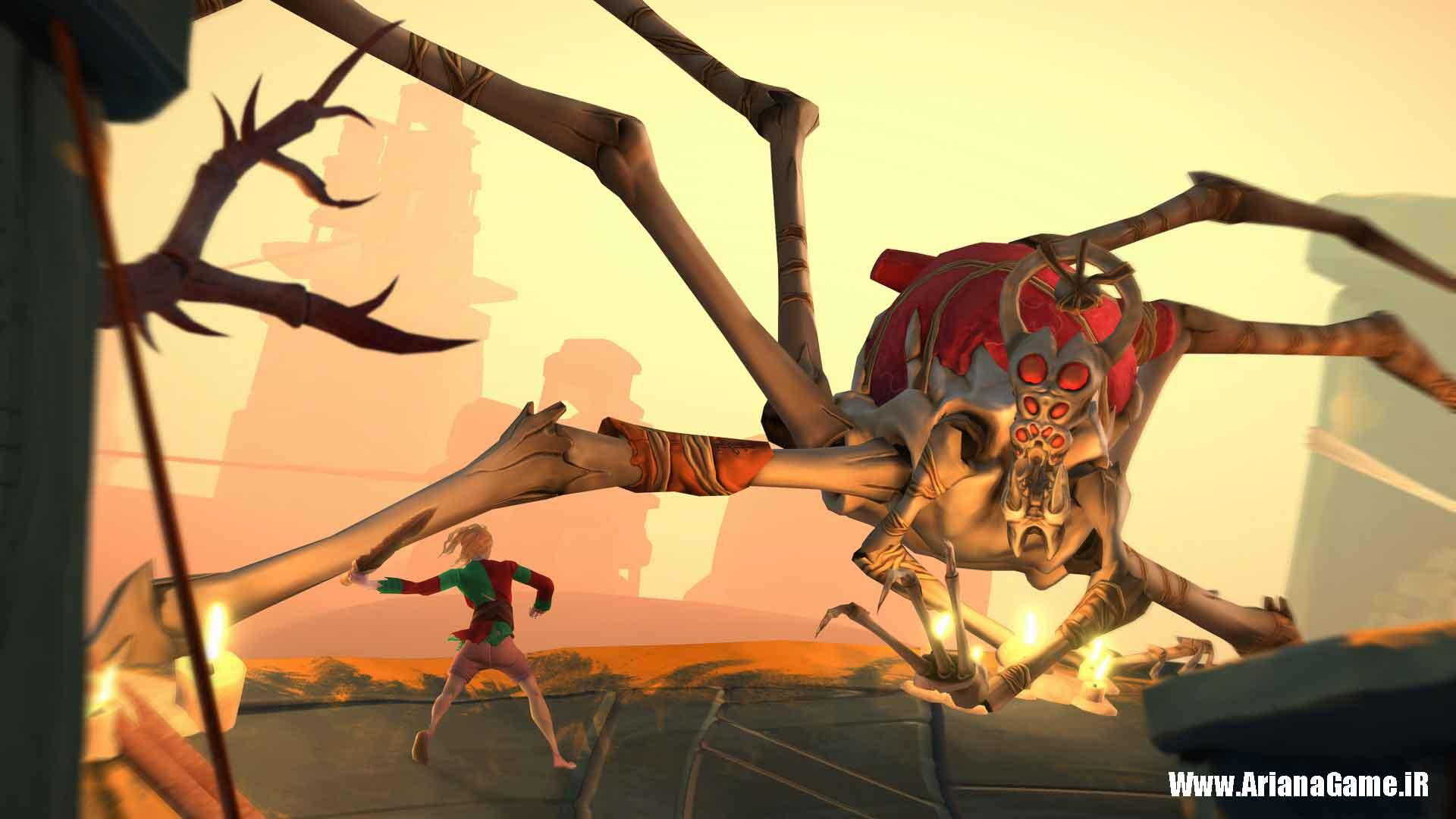 خرید بازی Gods Will Fall برای PC