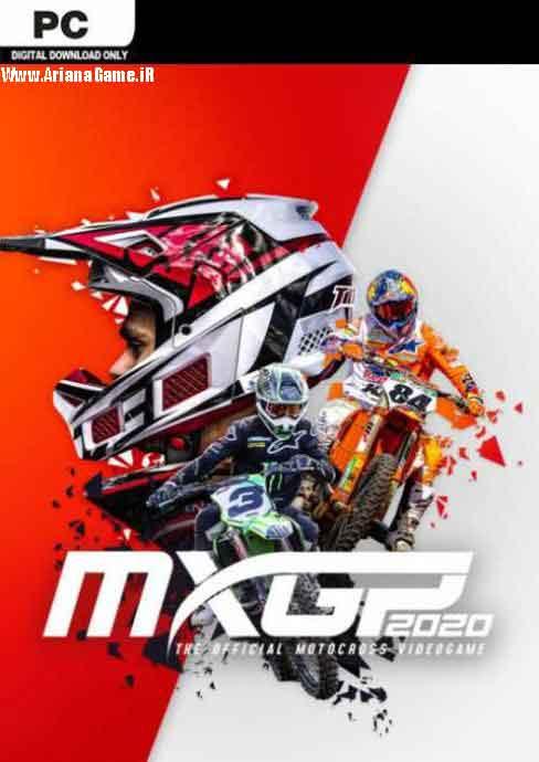 خرید بازی MXGP 2020 The Official Motocross Videogame برای PC