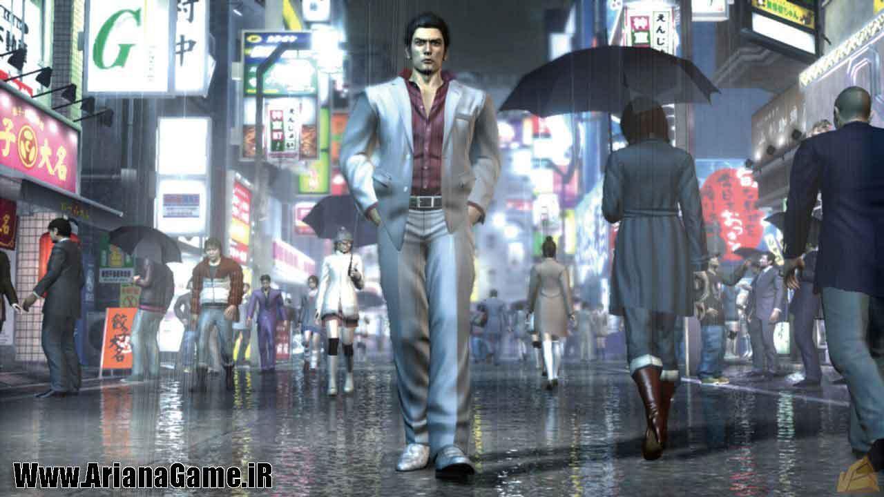 خرید بازی Yakuza 4 Remastered برای PC