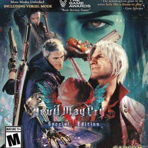 خرید بازی Devil May Cry 5 Vergil برای PC