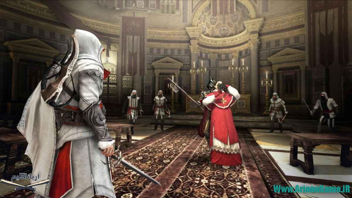 خرید بازی Assassin's Creed Brotherhood (اساسینز کرید: برادری) برای PC