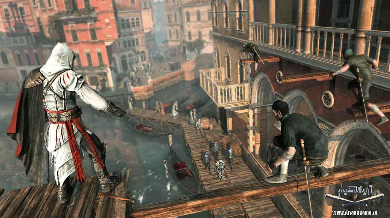 خرید بازی Assassin's Creed II (اساسین کرید 2) برای PC