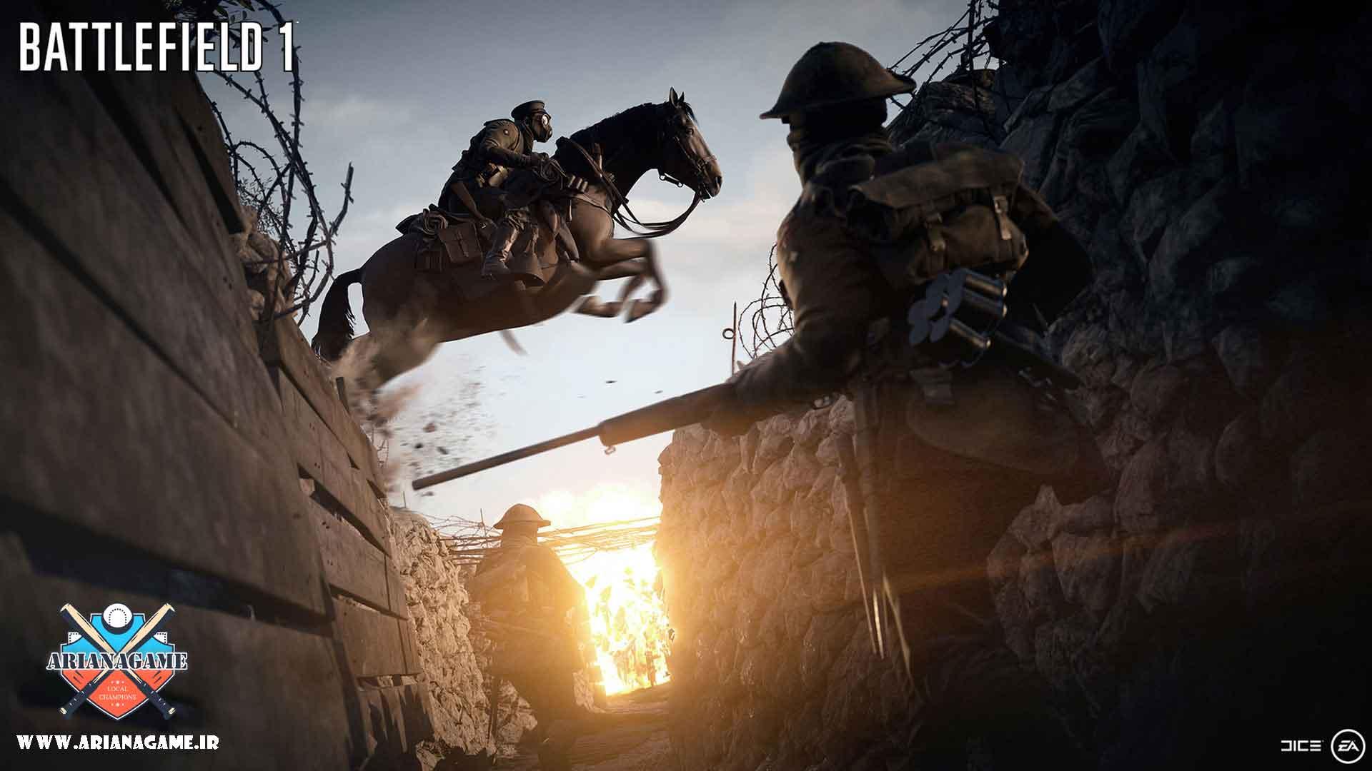 خرید بازی Battlefield 1 (بتلفیلد ۱) برای PC