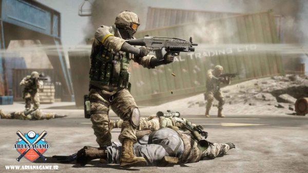 خرید بازی Battlefield Bad Company 2 (بتلفیلد: جوخه بیانضباط ۲) برای PC