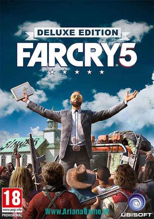 خرید بازی Far Cry 5 (فارکرای 5) برای PC