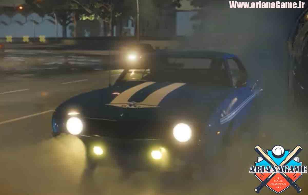 خرید بازی Fast & Furious Crossroads