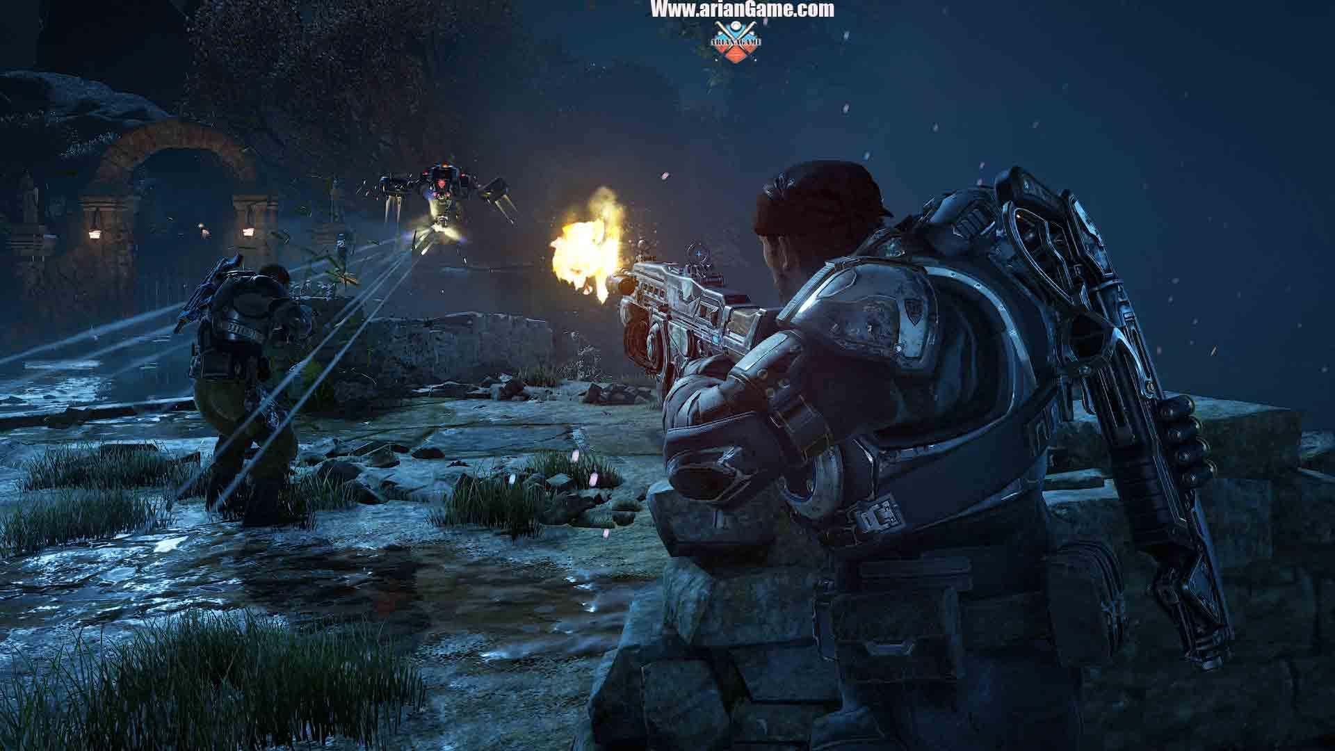 خرید بازی Gears of War 4