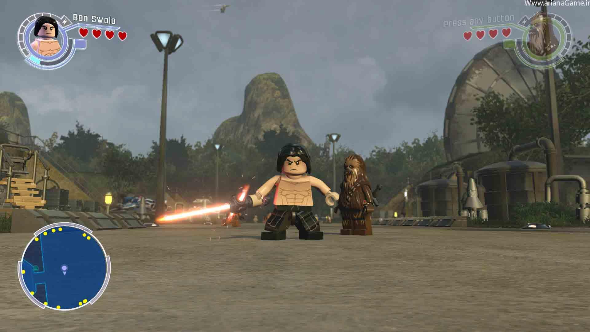 خرید بازی Lego Star Wars: The Force Awakens برای PC