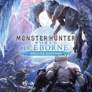 خرید بازیMonster Hunter World Iceborne