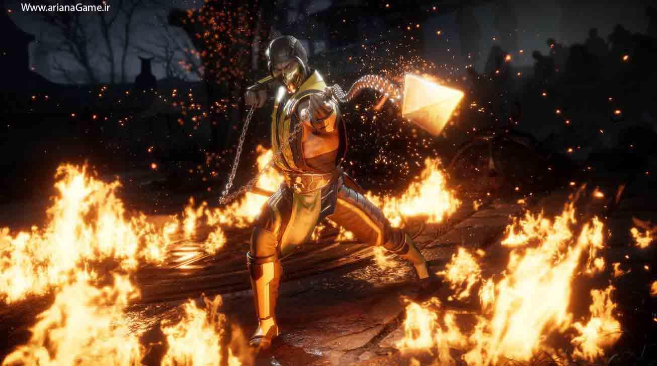 خرید بازی Mortal Kombat 11 (مورتال کامبت) برای PC