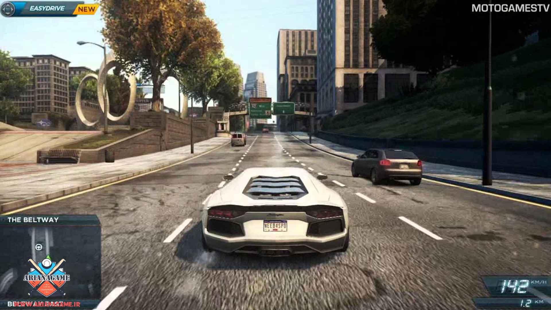 خرید بازی Need for Speed: Most Wanted (جنون سرعت: تحت تعقیب ۲) برای PC