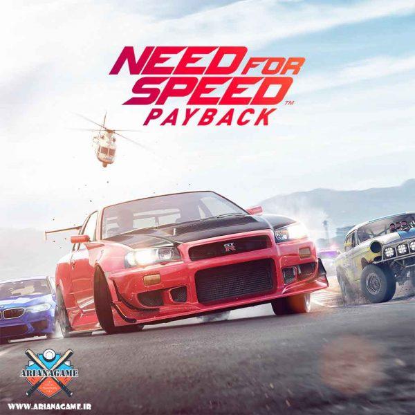 خرید بازی Need for Speed Payback (جنون سرعت بازپرداخت) برای PC