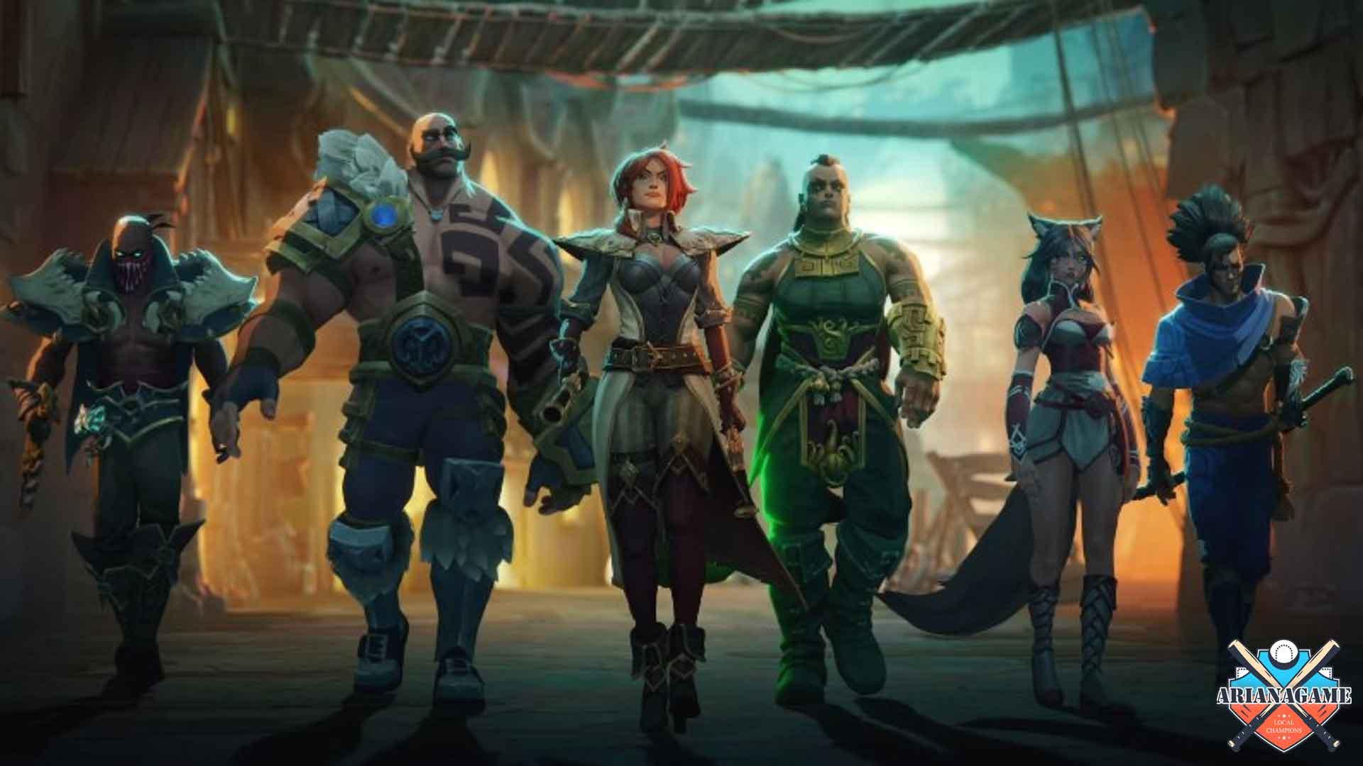 خرید بازی Ruined King: A League of Legends story برای PC