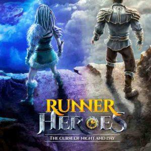 خرید بازی RUNNER HEROES The curse of night and day