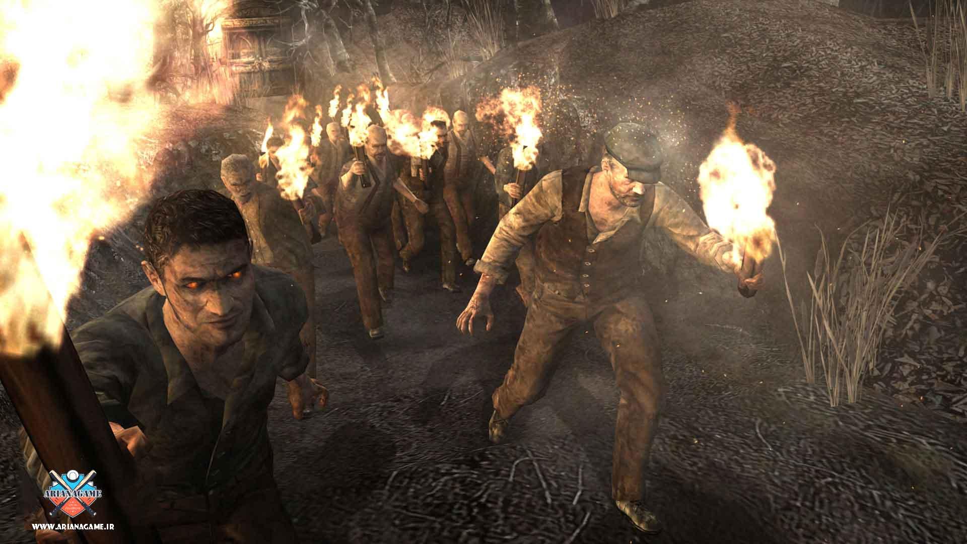 خرید بازی Resident Evil 4 (رزیدنت اویل ۴) برای PC