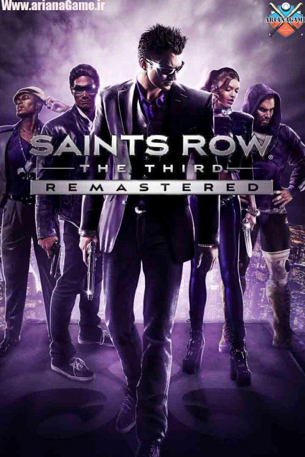 خرید بازی Saints Row The Third Remastered