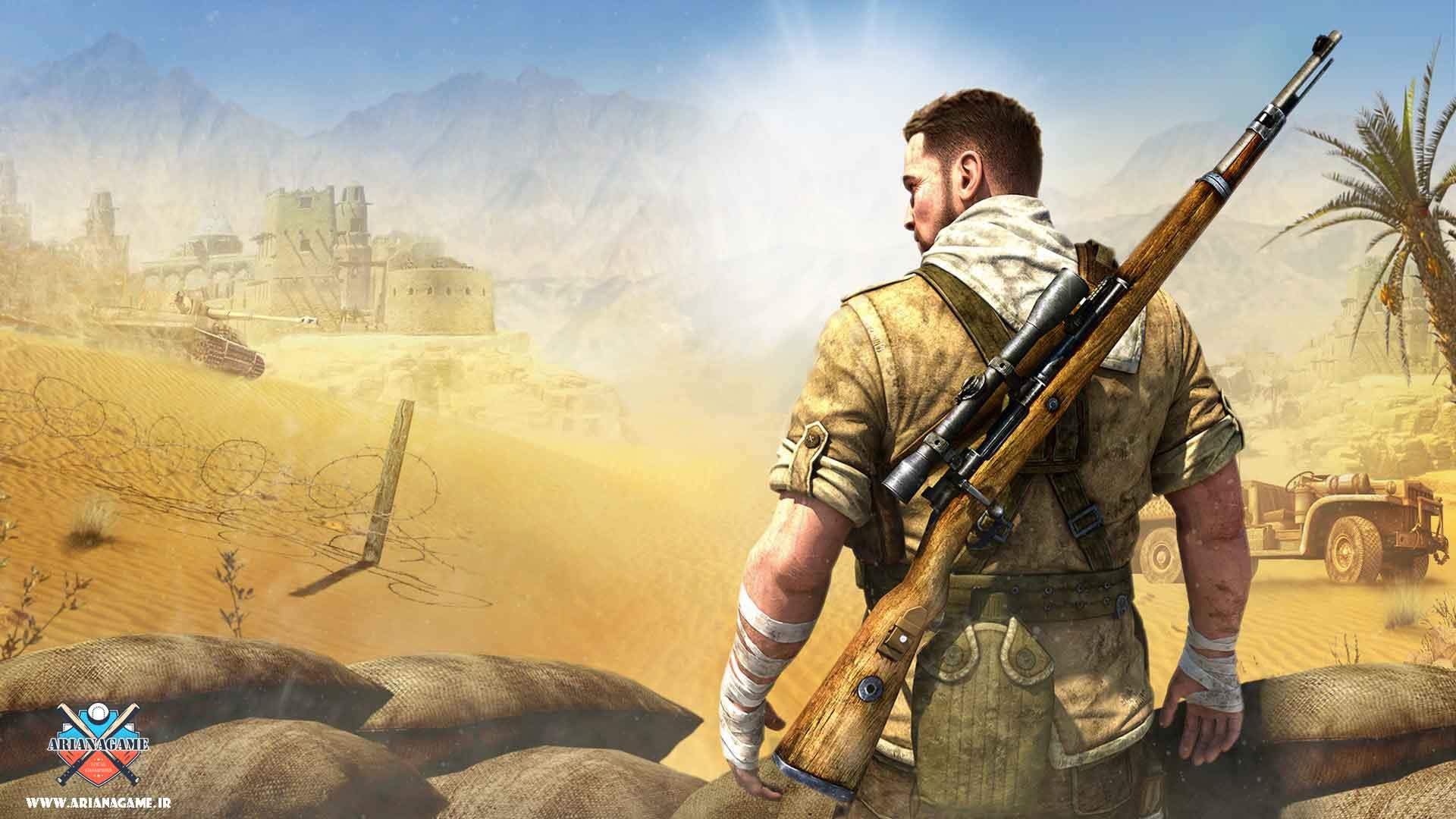خرید بازی Sniper Elite 3 برای PC