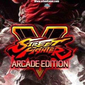 خرید بازی Street Fighter V: Arcade Edition
