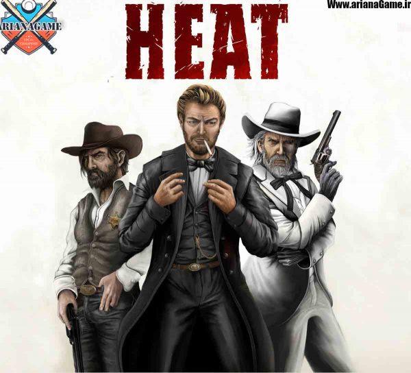 خرید بازی Heat