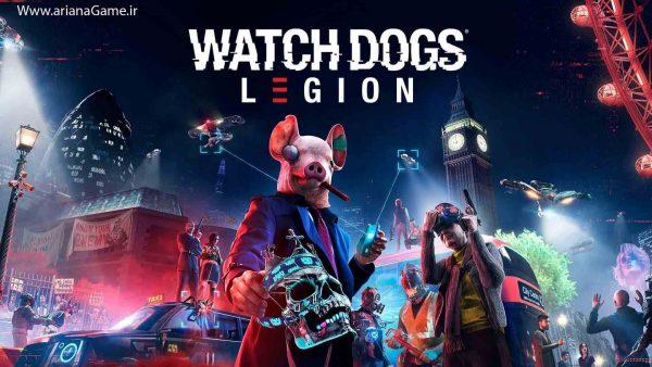 خرید بازی Watch Dogs Legion