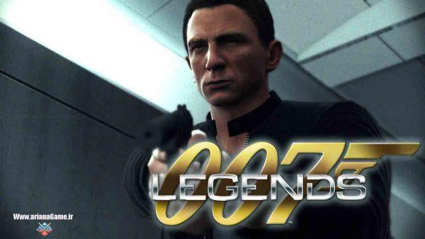 خرید بازی ۰۰۷ legends
