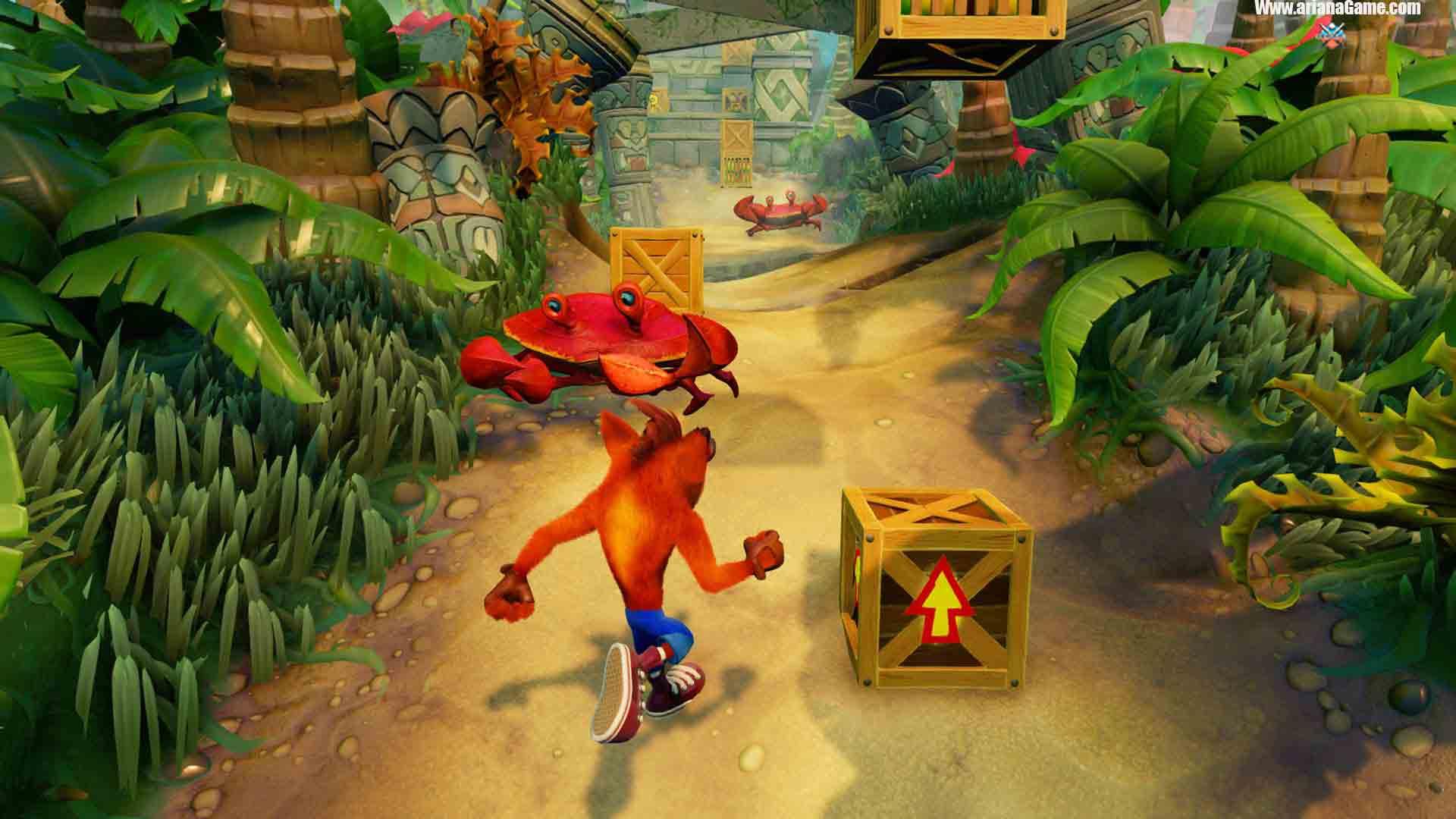 خرید بازی Crash Bandicoot N. Sane Trilogy