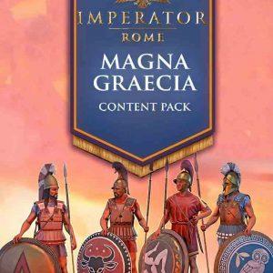 خرید بازی Imperator Rome Magna Graecia