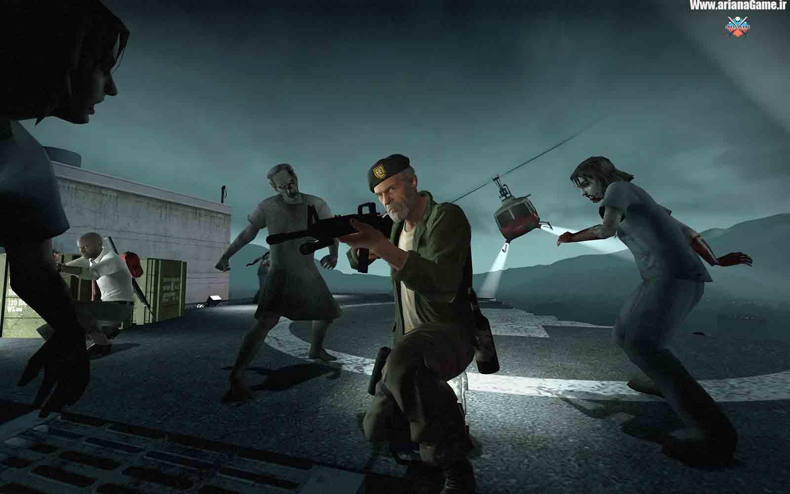خرید بازی Left 4 Dead