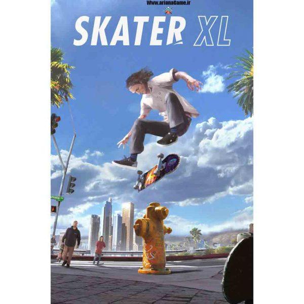 خرید بازی Skater XL Mod Maps and Gear At The Push Of A Button