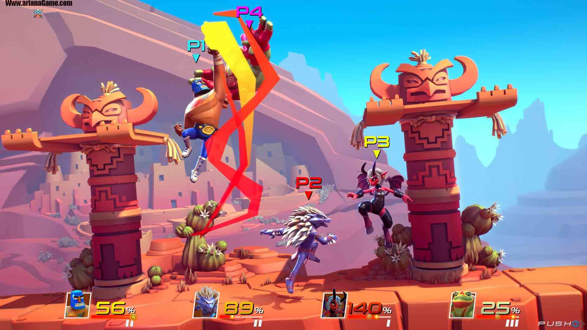 خرید بازی Super Smash Bros Ultimate