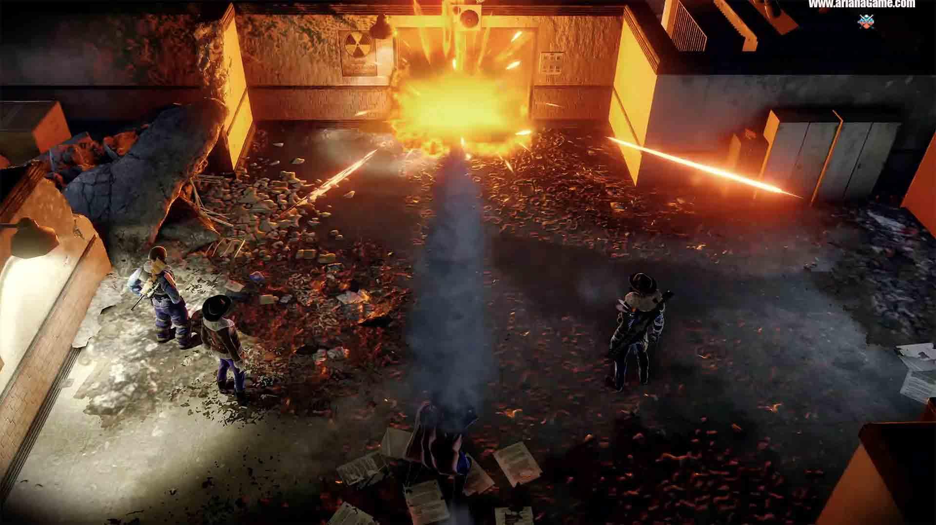 خرید بازی Wasteland 3 Digital Deluxe Edition
