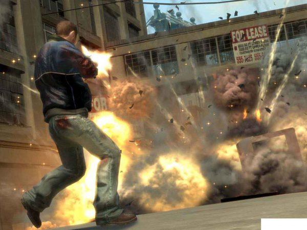 خرید بازی Grand Theft Auto IV