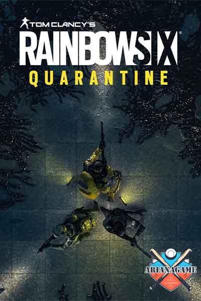 خرید بازی قرنطینه (Tom Clancy's Rainbow Six Quarantine) برای کامپیوتر