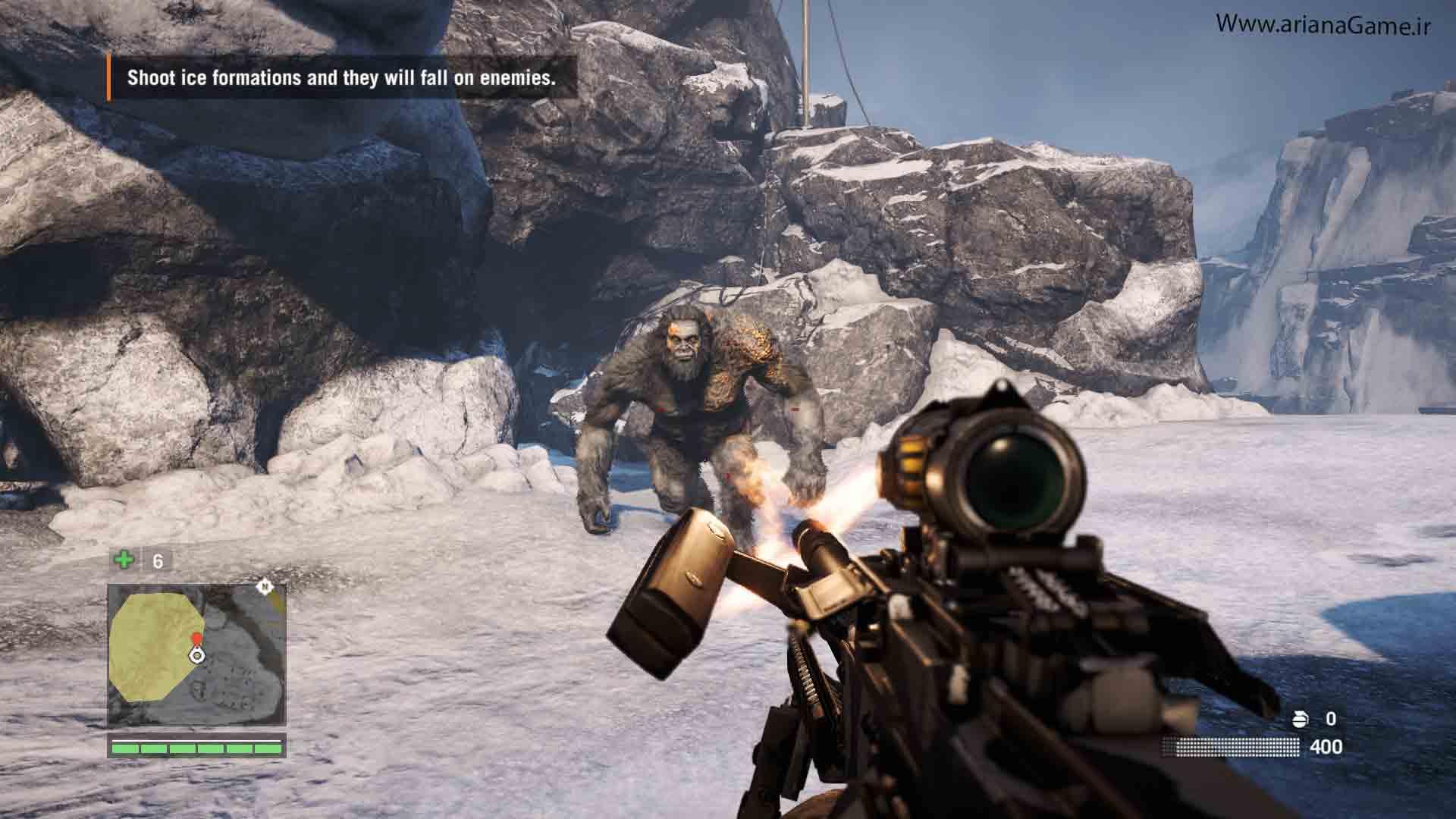خرید بازی Far Cry 4 برای PC