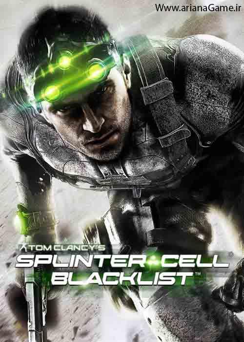 خریدبازی Tom Clancy's Splinter Cell Blacklist