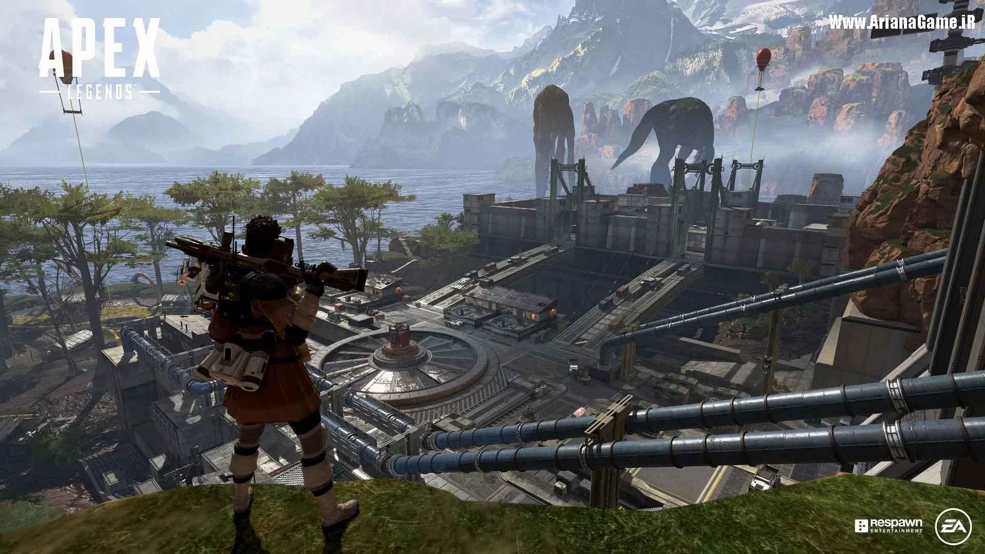 خرید بازی Apex Legends برای PC