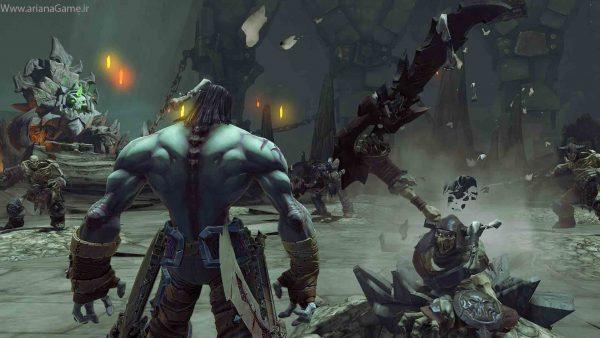 خرید بازی Darksiders II Deathinitive Edition