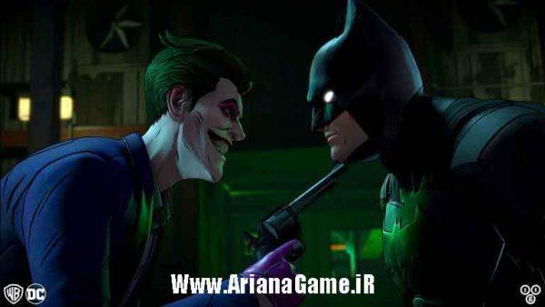 خرید بازی Batman: Arkham Origins