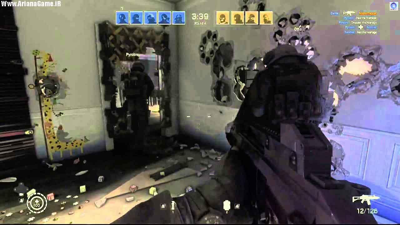 خرید بک آپ بازی Tom Clancys Rainbow Six Siege برای PC