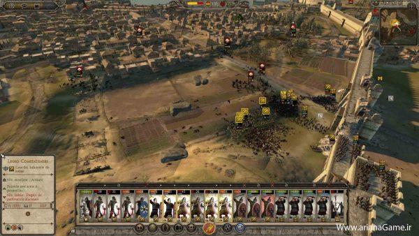 خرید بازی Total War Attila