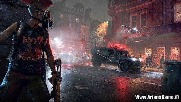 خرید بازی Watch Dogs برای PC