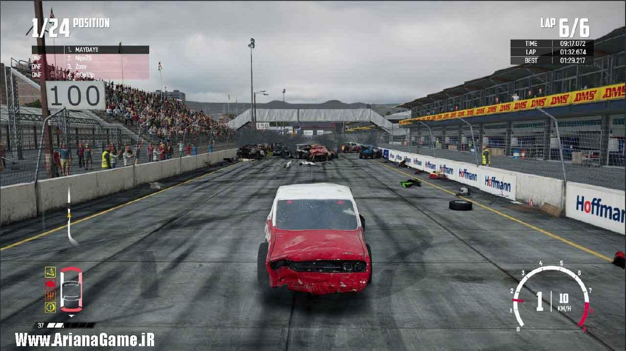 خرید بازی Wreckfest Racing Heroes برای PC