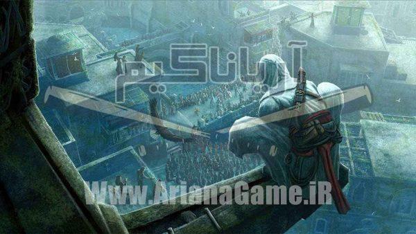 خرید بازی Assassin's Creed 1