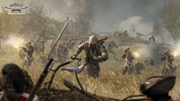 خرید بازی Assassin's Creed III برای PC