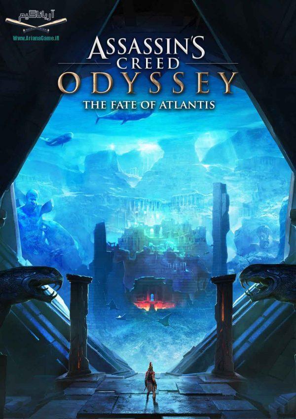 خرید بازی Assassins Creed Odyssey The Fate of Atlantis