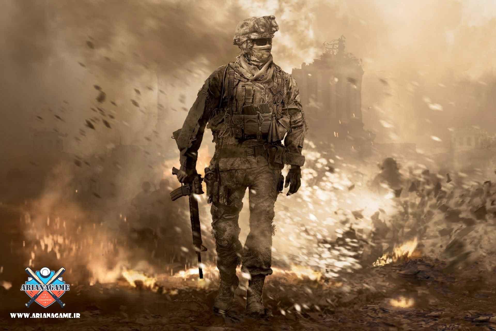 خرید بازی Call of Duty Modern Warfare 2 (ندای وظیفه: جنگاوری نوین ۲) برای PC